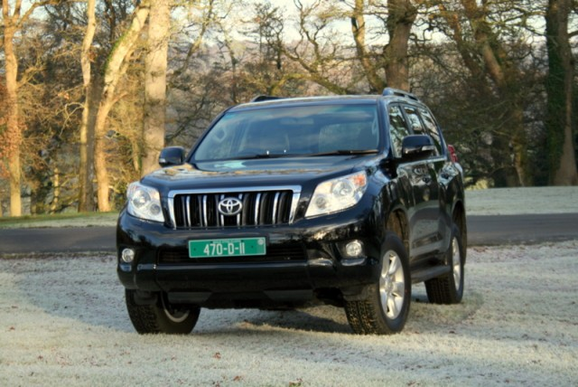Car News | Toyota Ireland releases new Land Cruiser | CompleteCar.ie