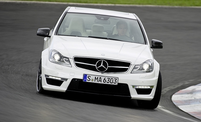 Car News | More aggression for next C 63 AMG | CompleteCar.ie
