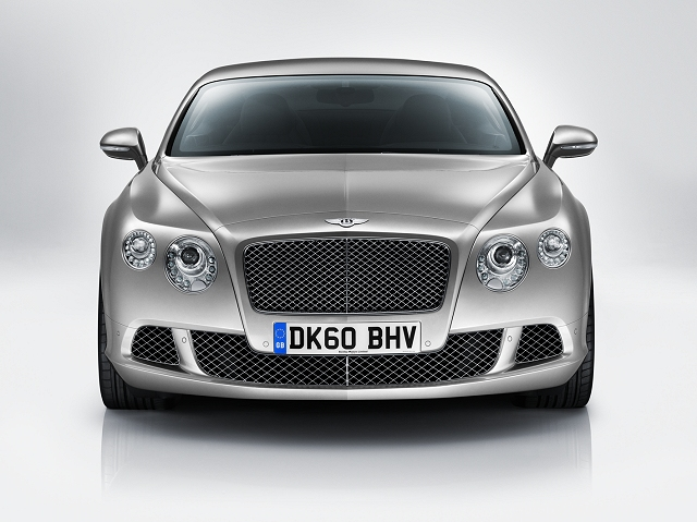 Car News | V8 power coming to Bentley Continental GT | CompleteCar.ie