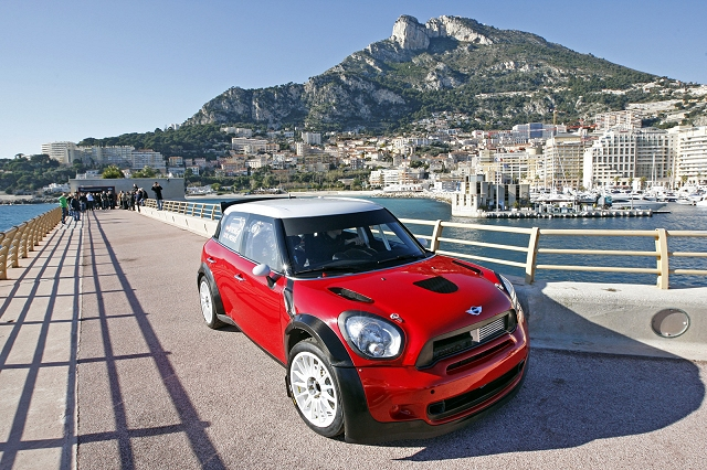Car News | MINI does the Monte Carlo | CompleteCar.ie