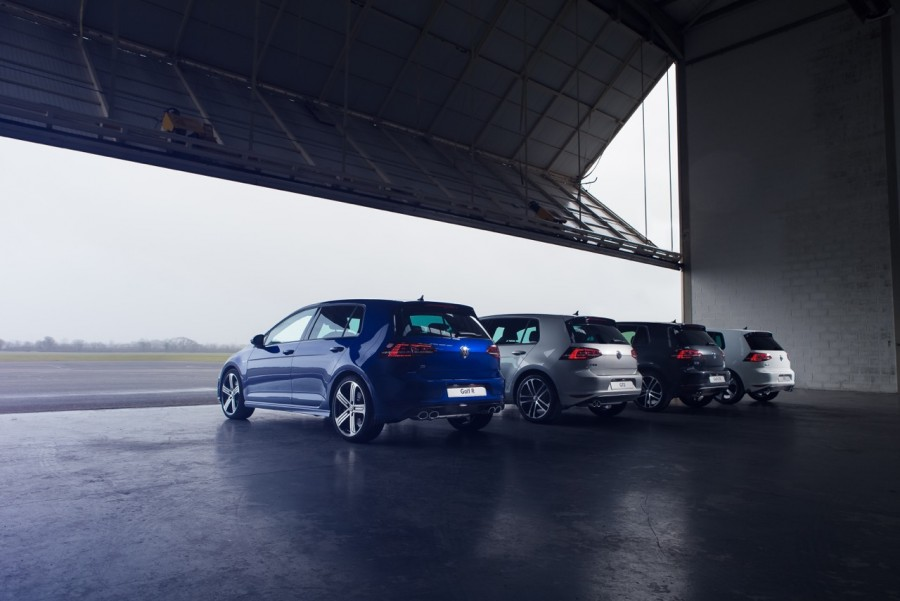162 offers on the Volkswagen Golf