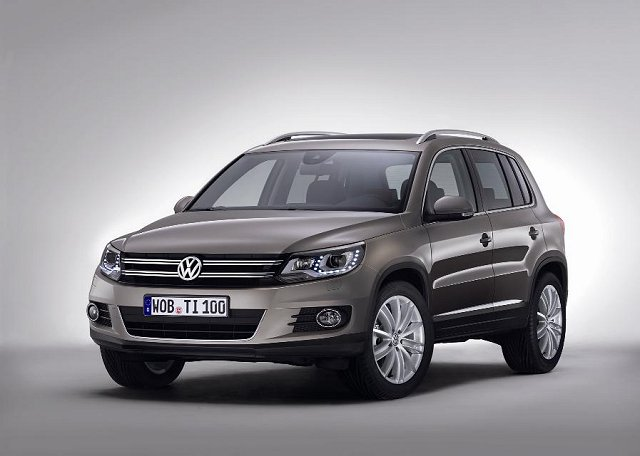 Car News | First images of restyled VW Tiguan | CompleteCar.ie
