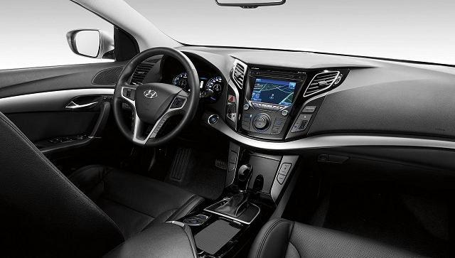 Car News | First look at i40 interior | CompleteCar.ie