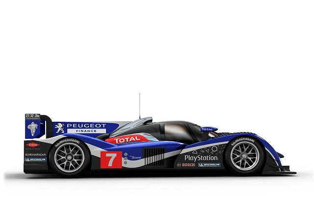 Car News | New Peugeot Le Mans racer | CompleteCar.ie