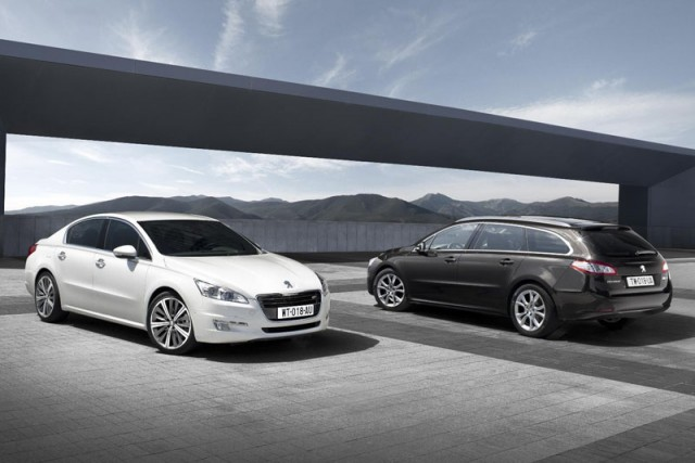 Car News | Peugeot 508 to cost from €24,850 | CompleteCar.ie