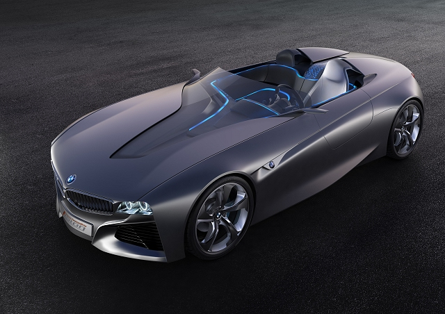 Car News | BMW to reveal new roadster concept | CompleteCar.ie