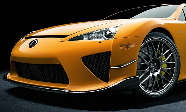 Car News | Even rarer Lexus LFA revealed | CompleteCar.ie