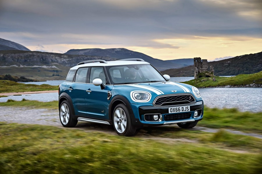Car News | New Countryman SUV confirmed for MINI line-up | CompleteCar.ie