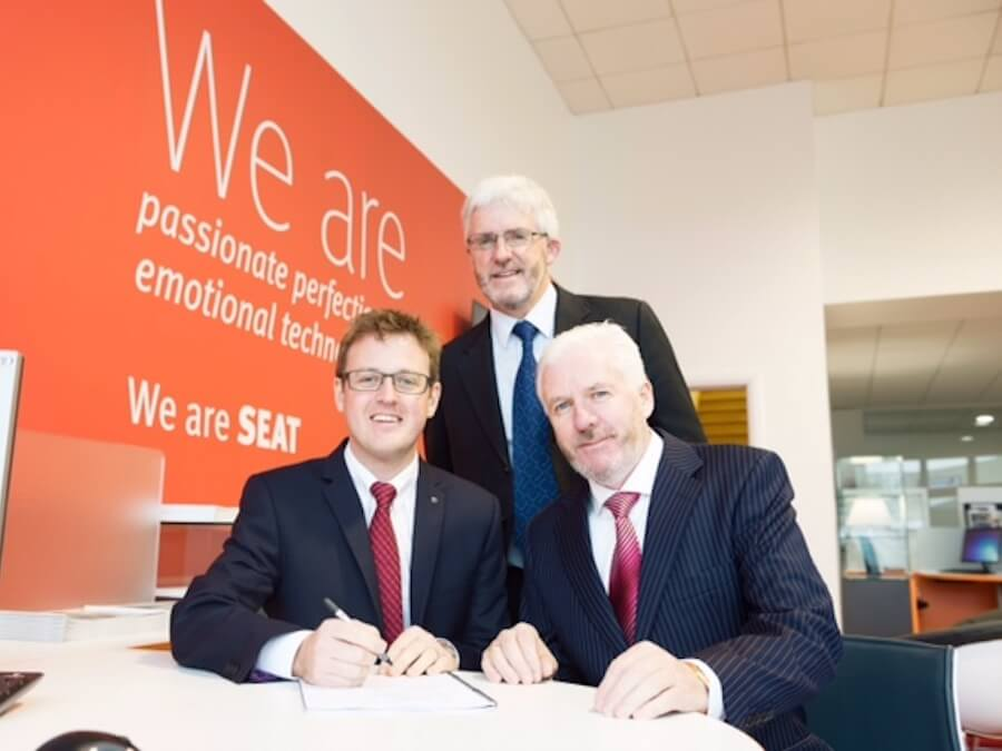 Car Industry News | Monaghan and Sons bring SEAT to Galway | CompleteCar.ie