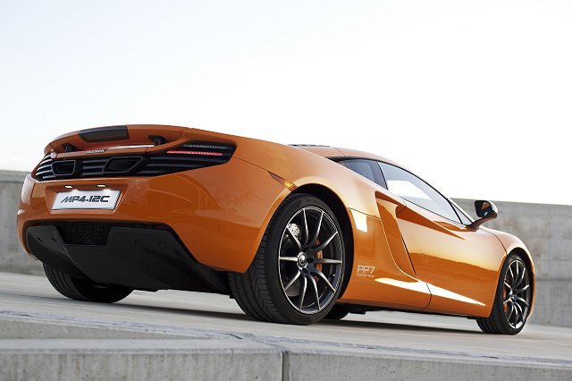 Car News | McLaren reveals all about the MP4-12C | CompleteCar.ie