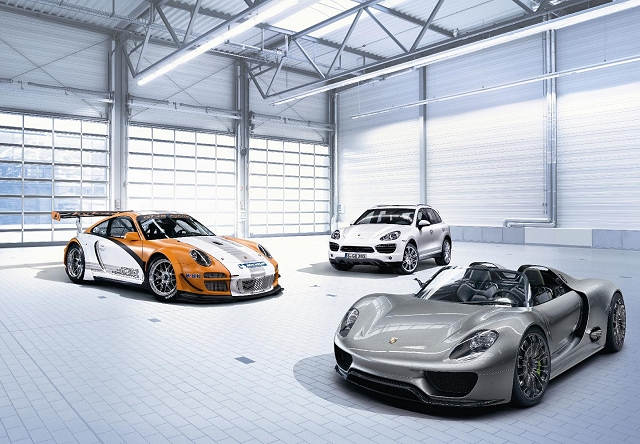 Car News | All-new Porsche hybrid | CompleteCar.ie