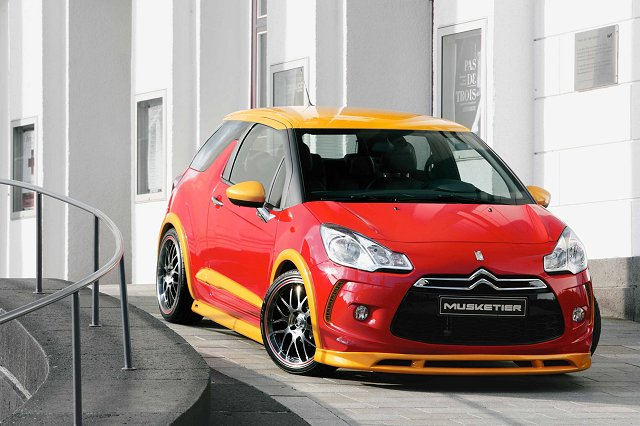 Car News | Boy racer look for DS3 | CompleteCar.ie