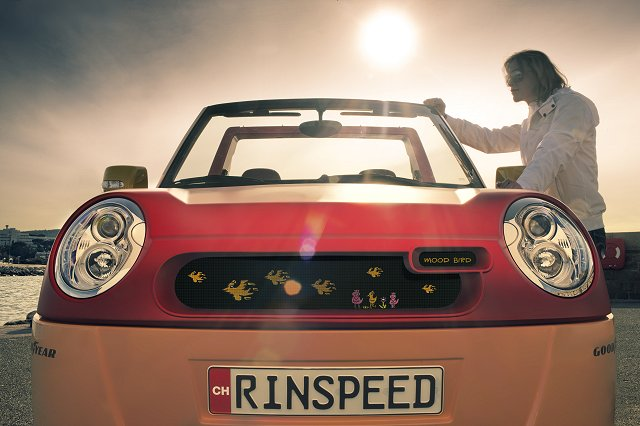 Car News | BamBoo car from Rinspeed... | CompleteCar.ie