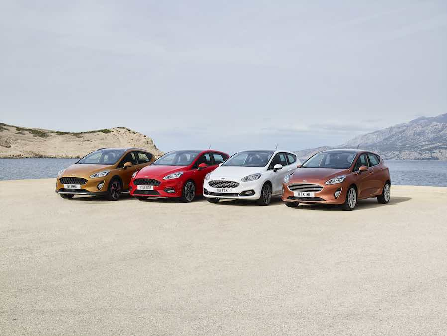Car News | 2017 Ford Fiesta images, models and specs | CompleteCar.ie