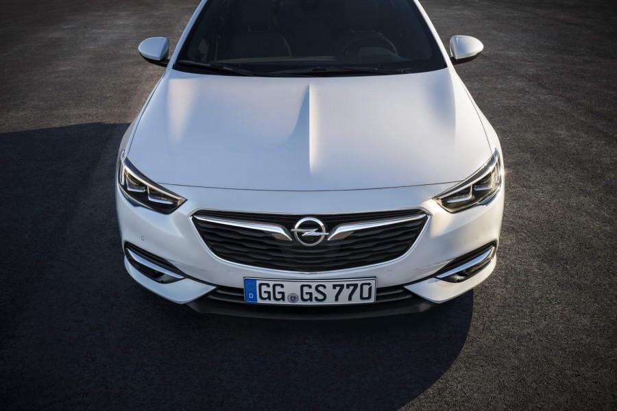 Car News | 2017 Opel Insignia pics, details and specs | CompleteCar.ie