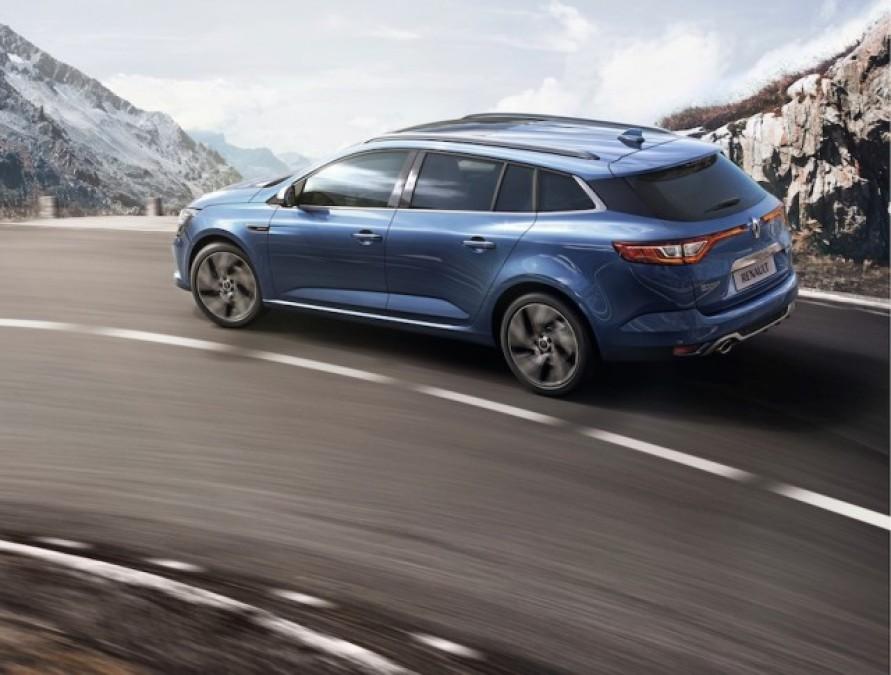 Car News | Renault Megane Sport Tourer estate in Ireland