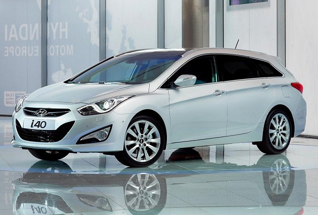 Car News | New i40 to star on Hyundai's Geneva stand | CompleteCar.ie