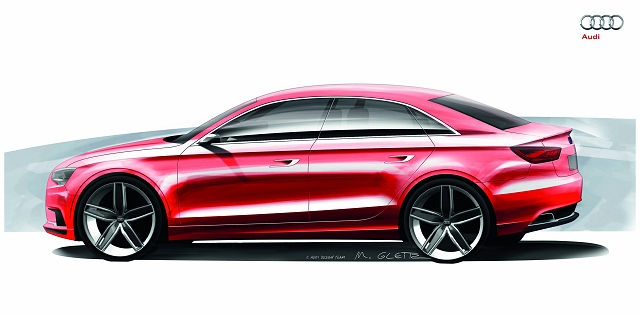 Car News | Audi concept previews new A3 saloon | CompleteCar.ie