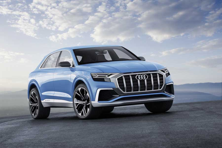 Car News | Audi takes Q8, SQ5 and A5/S5 Cabriolet to NAIAS | CompleteCar.ie