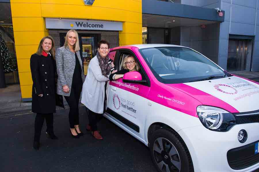 Car Industry News | Renault renews support of cancer charity | CompleteCar.ie