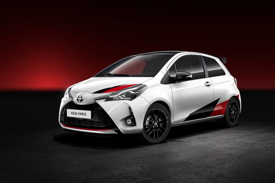 Car News | Toyota reveals hot Yaris | CompleteCar.ie