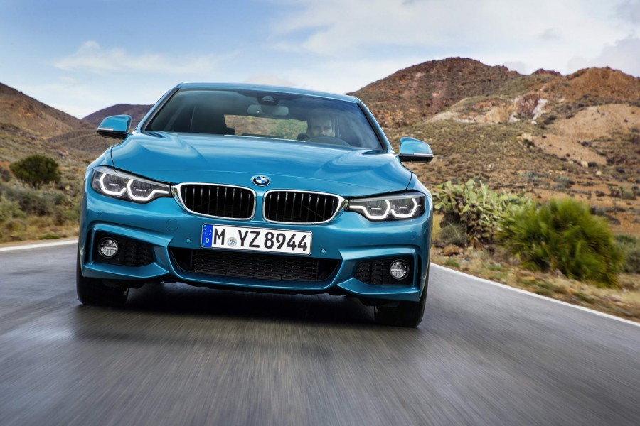 Car News | New 2017 BMW 4 Series pics and details | CompleteCar.ie