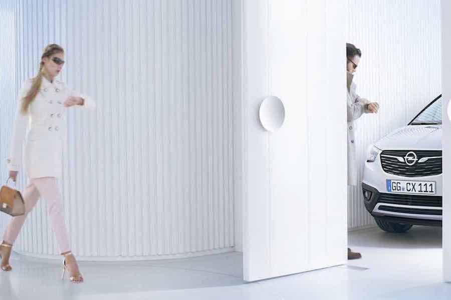Car News | Opel teases its new Crossland X model