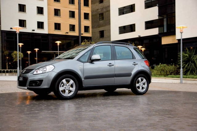 Car News | Lower tax for revised Suzuki SX4 | CompleteCar.ie