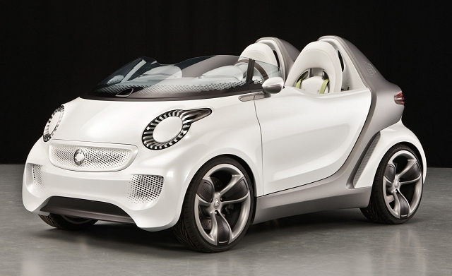 Car News | Smart Forspeed concept images released | CompleteCar.ie