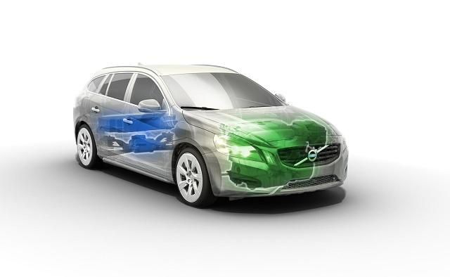 Car News | Volvo confirms V60 plug-in hybrid | CompleteCar.ie