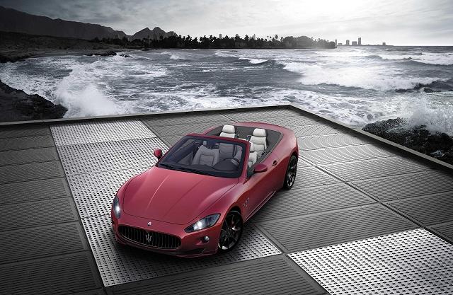 Car News | Sportier Maserati GranCabrio previewed | CompleteCar.ie