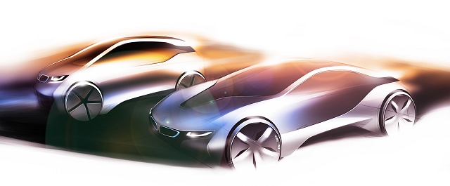 Car News | BMW previews its electric future | CompleteCar.ie