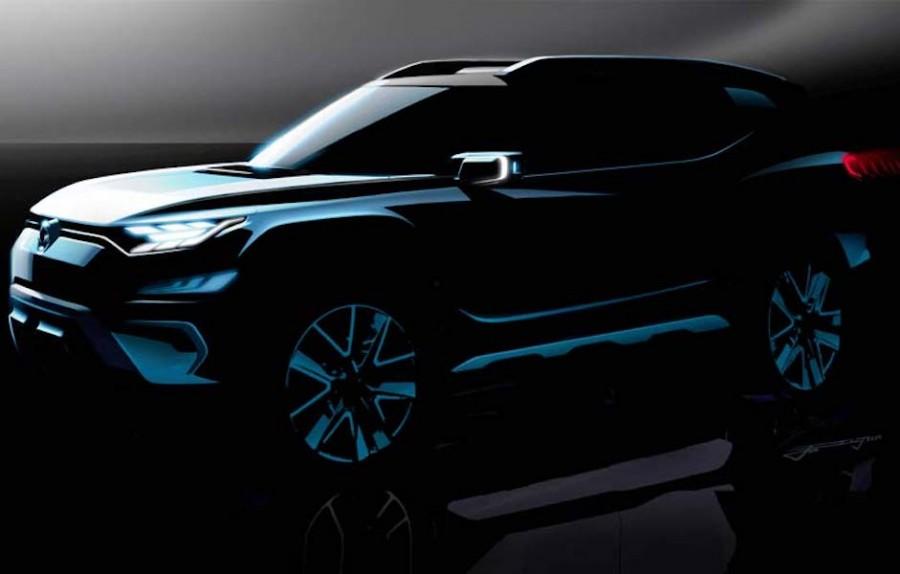 Car News | SsangYong XAVL concept SUV all set for Geneva