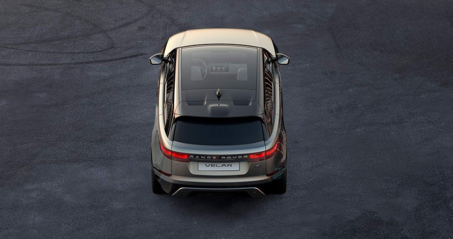 Car News | All-new Range Rover Velar announced | CompleteCar.ie