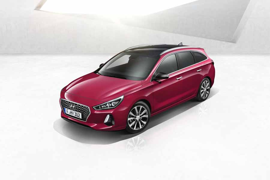 Car News | Hyundai adds Tourer to i30 family | CompleteCar.ie