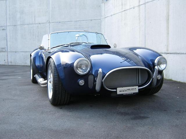 Car News | New AC 'Cobra' on sale | CompleteCar.ie