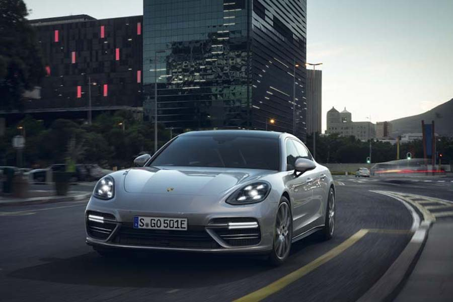 Car News | Porsche Panamera Turbo S E-Hybrid: full details and pictures