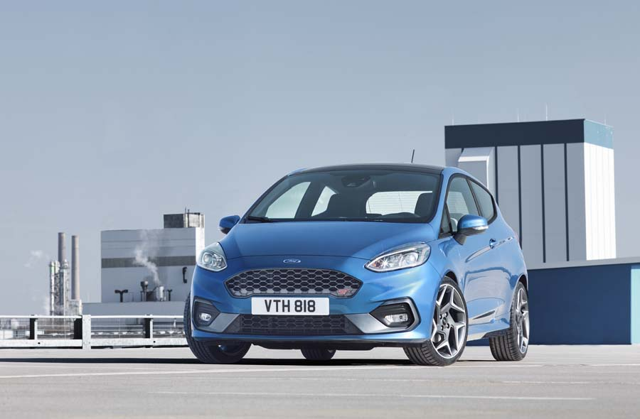 Car News | Ford Fiesta ST: details, specs and pictures | CompleteCar.ie