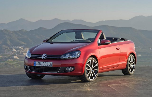 Car News | New VW Golf Cabriolet opens up | CompleteCar.ie