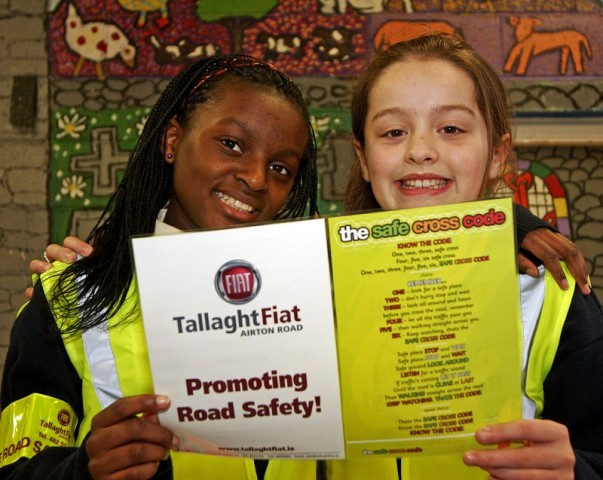 Car News | Tallaght Fiat launches local 'Be Road Safe' initiative | CompleteCar.ie