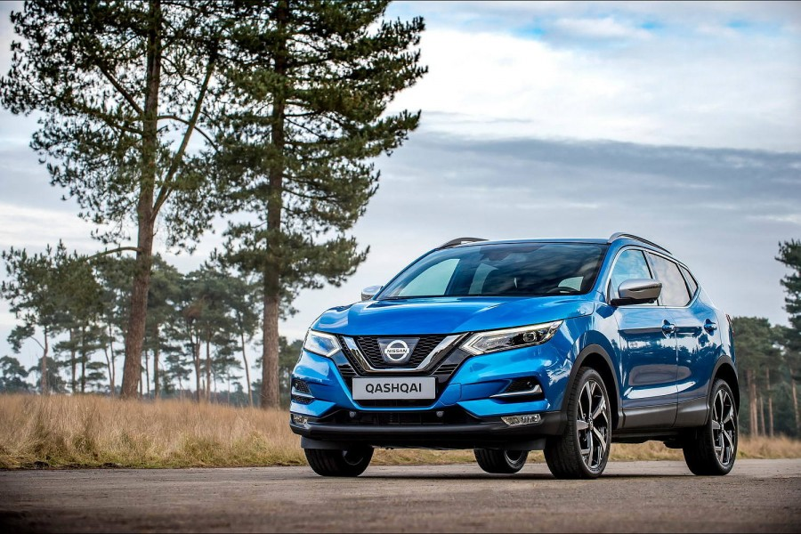Nissan Qashqai gets major update