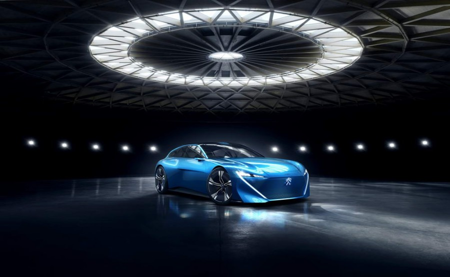Car News | Geneva 2017 image gallery: the Peugeot stand | CompleteCar.ie