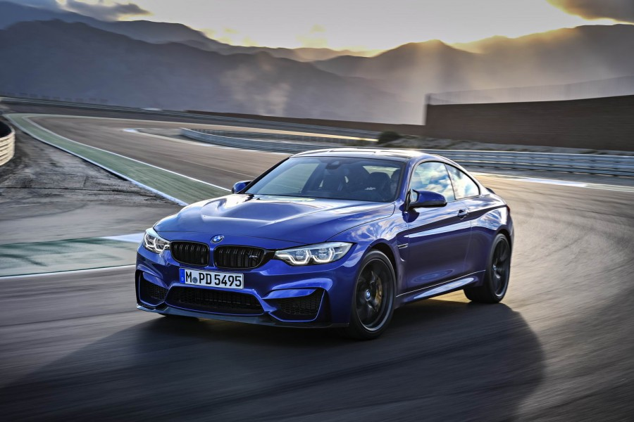 New BMW M4 CS: full details, specs and pictures - car and motoring ...