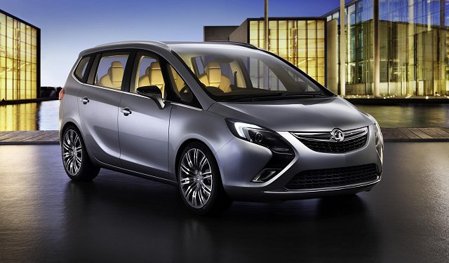 Car News | New Opel Zafira breaks cover | CompleteCar.ie