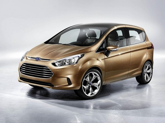 Car News | Ford reveals new mini-MPV | CompleteCar.ie