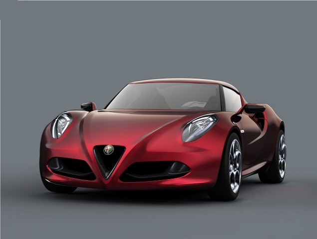 Car News | Stunning Alfa Romeo 4C coming to Ireland | CompleteCar.ie