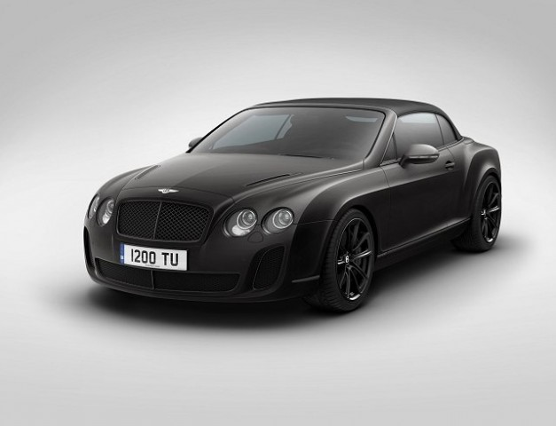 Car News | Limited edition Bentley convertible | CompleteCar.ie