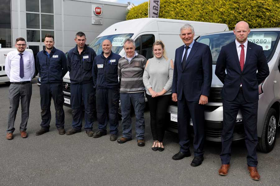 Car Industry News | Mullingar Autos joins Fiat Professional dealer network | CompleteCar.ie