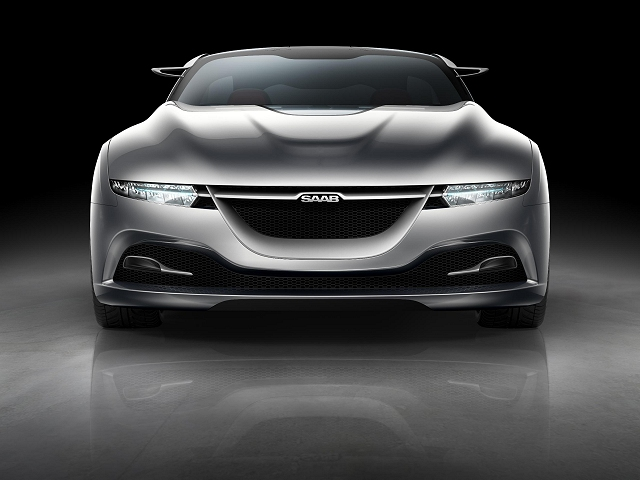 Car News | Stunning Saab concept wows Geneva | CompleteCar.ie