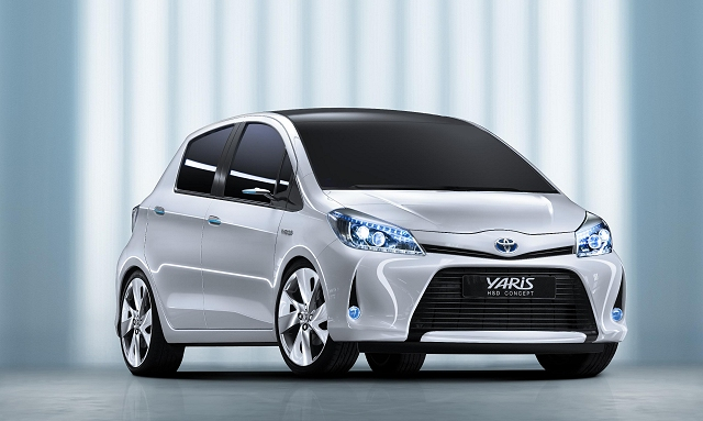 Car News | Toyota previews new Yaris | CompleteCar.ie